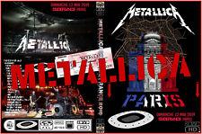 2 DVD METALLICA Au Stade France (Paris 12.Mai.2019)