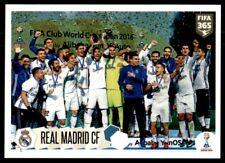 Panini FIFA 365 (2018) - Winner FIFA Club World Cup No. 506