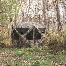 PT550BW NEW Barronett Blinds 5 Sided 4 Man Pentagon Hunting Hub Ground Blind