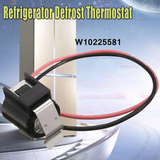 Refrigerator Defrost Thermostat Replacement Part For Whirlpool Kenmore W10225581