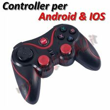 JOYPAD CONTROLLER S600 WIRELESS BLUETOOTH ANDROID IOS PC MAC COMPATIBILE GIOCO