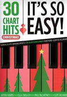 Klavier Noten : It's so easy - 30 Chart Hits - CHRISTMAS - Easy Piano