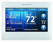 Honeywell Used TH9320WF5003 WiFi Color Touchscreen Programmable Thermostat