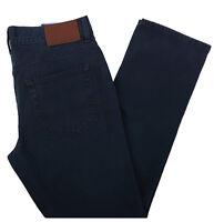 Tommy Hilfiger Men's Denim Dark Blue Slim Straight Leg Jeans - $0 Free Ship