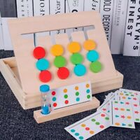 4 Color Puzzle Game For Children Kids Educational Intelligence Toy Game