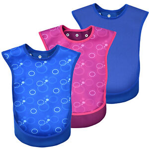 Care Designs - Junior Tabard Clothing Protector / Special Needs Childrens Bib