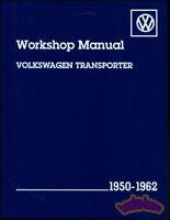 SHOP MANUAL SERVICE REPAIR TRANSPORTER WORKSHOP VOLKSWAGEN VAN VW BOOK