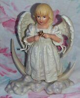 LENOX TWINKLE TWINKLE ANGEL sculpture NEW in BOX with COA artist Sandra Kuck