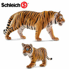 More details for schleich wild life - tiger family - 2 figures - 14729 13730