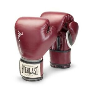 EVERLAST MUHAMMAD ALI SIGNATURE COLLECTION 12OZ PRO STYLE BOXING GLOVES