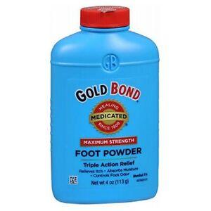 Gold Bond Foot Powder Maximum Strength 4 oz