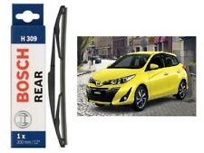 Bosch Rear Window Windscreen Wiper Blade 300mm H309 Toyota Yaris/Vitz 2010-2019