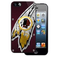 Official Licensed NFL Washington Redskins iPhone SE/5S/5 Slim Case Hard Cover