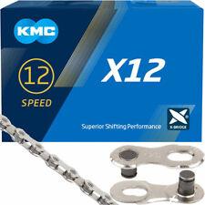 KMC Schaltungskette X11EL 1//2Z.x11//128Z 118 Glieder,5,65mm11-f silber Fahrrad