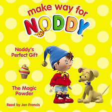 NEW - NODDY 2 story CD AUDIO book NODDY'S PERFECT GIFT & MAGIC POWDER