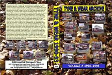 2694. Tyne & Wear Archive. UK. Buses. 1990-93. The first outing for these scenes