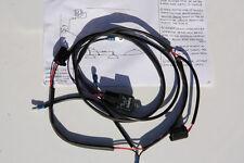 Genuine Rover Mini - Style Spot lights / Lamp wiring kit Classic Mini