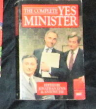 the Complete Yes Minister Jonathan Lynn & Anthony Jay