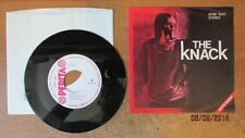 THE KNACK - MY SHARONA, LET ME OUT - HUNGARIAN 45 WITH PICTURE SLEEVE