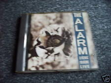 The Alarm-Electric Folklore Live CD-Made in Austria