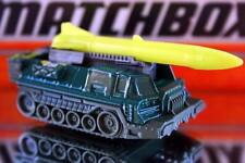 2017 Matchbox Jungle Mission Exclusive Attack Track