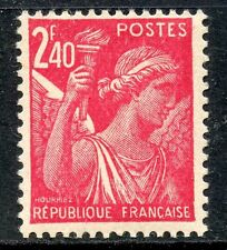 STAMP /  TIMBRE FRANCE NEUF N° 654 ** TYPE IRIS