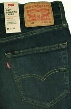 BLUE Men's Levi's  541 ATHLETIC TAPER Jeans:181810074