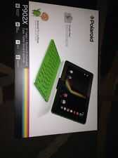 "Polaroid 9"" Tablet Bluetooth Keyboard Case Tablet Stand Earbuds P902X Android"