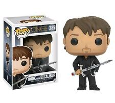 Once Upon a Time Captain Hook With Excalibur Pop! Vinyl Figure Funko #385