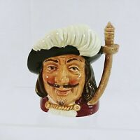 Royal Doulton Toby Mug Porthos One of the Three Musketeers 1955 D6453