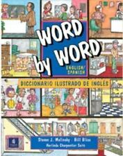 Word by Word Spanish-English Picture Dictionary Diccionario Ilustrado De Ingles