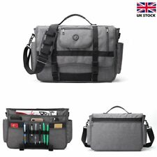 15.6''Laptop Bag Notebook Carry Office Case Briefcase Shoulder Messenger Handbag