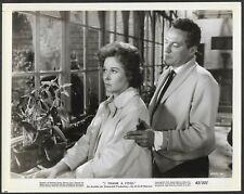 Susan Hayward Peter Finch 1962 Original Movie Promo Photo I Thank a Fool