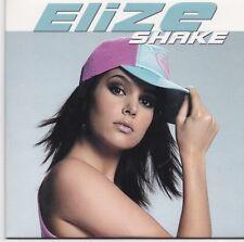 Elize-Shake cd maxi single 6 tracks cardsleeve