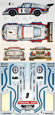 ST27 PORSCHE 911 CARRERA RSR TURBO #9 WATKINS GLEN 6h 1974 DECAL for 1/24 FUJIMI