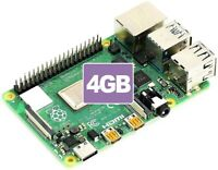 NEW Raspberry Pi 4 Model B with 4GB RAM Made in UK IN STOCK