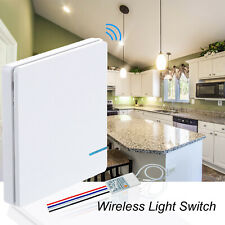 Waterproof Light Switch Wireless Receiver for Light Ceiling Lamp Remote Control