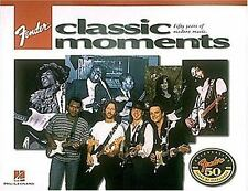 Fender Classic Moments Book Coffee Table hardcover