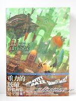 3 - 7 Days JP | Gravity Rush Series Official Art Book