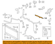 FSM315270A Mazda Pipe water by pass FSM315270A