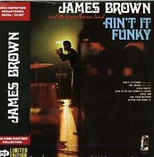 James Brown - Ain't It Funky - Vinyl Replica (NEW CD)