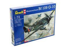 REVELL MESSERSCHMITT Bf 109 G-10 MODEL KIT 1:72 SCALE - 04160