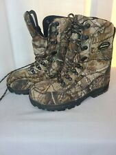 LaCrosse Silencer HD 1000G Thinsulate Ultra Waterproof Hunting Boot Men's Size 9