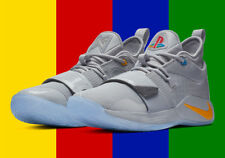 ac5549feacc6 Nike PG 2.5 Playstation Shoes -Wolf Grey Multicolor -Size 12 -BQ8388 001