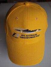 Australian Formula 1 Grand Prix baseball cap - 2007 - Melbourne