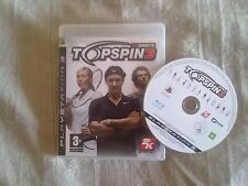 Topspin 3 ps3 gioco