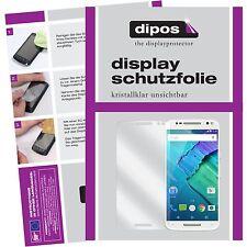 2x Motorola Moto X Style Film de protection d'écran protecteur cristal clair