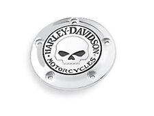 Coperchio Anticipo Timer Cover Orig. Harley Davidson 32975-04A Dyna Softail FLS