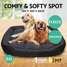 Cushion Fleece Waterproof Dog Beds
