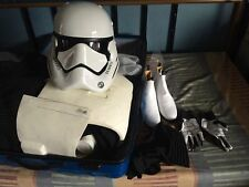 Star Wars First Order Storm Trooper Armor Kit Costume
